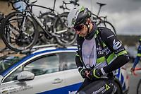 Nathan Haas (AUS/Dimension Data)<br /> <br /> 103rd Liège-Bastogne-Liège 2017 (1.UWT)<br /> One Day Race: Liège › Ans (258km)