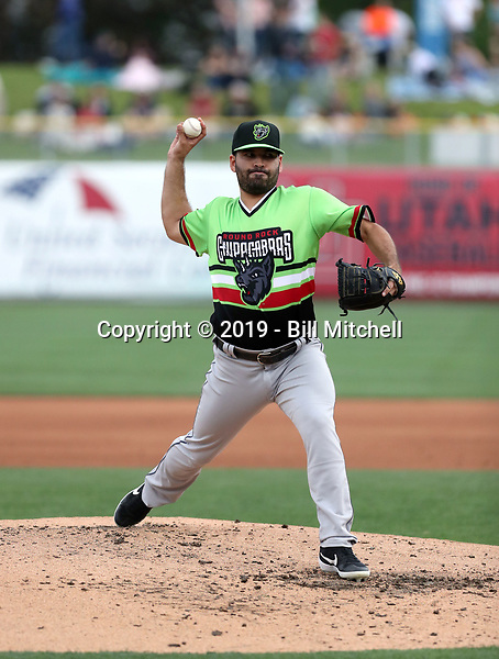 Jose Urquidy -2019 Round Rock Express (Bill Mitchell)