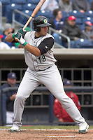 April 14, 2007: Gustavo Rosendo of the Kane County Cougars at Elfstrom Stadium in Geneva, IL  Photo by:  Chris Proctor/Four Seam Images