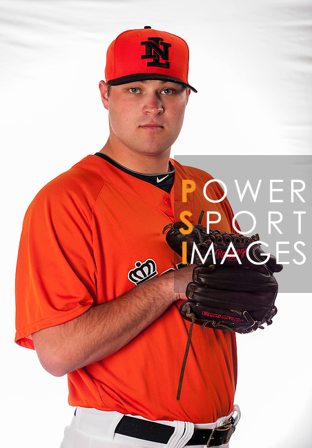 Tom Stuifbergen of Team Netherlands poses during WBC Photo Day at the Taichung International Baseball Stadium on February 26, 2013 in Taichung, Taiwan. Photo by Victor Fraile / The Power of Sport Images