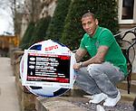 Kelvin Wilson promotes ESPN's coverage of Football