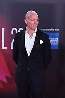 LONDON, ENGLAND - OCTOBER 10: Chris Bird attending 'The Tender Bar' Premiere - the 65th BFI London Film Festival at The Royal Festival Hall on October 10, 2021, London, England.<br /> CAP/MAR<br /> ©MAR/Capital Pictures