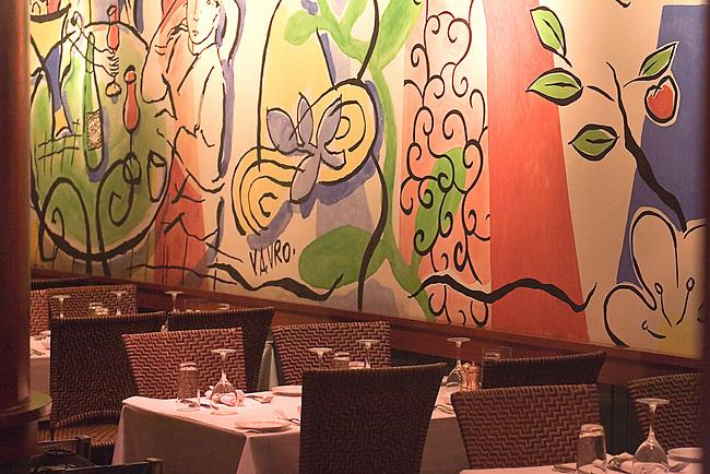 Bistro 110 Restaurant, Chicago, Illinois