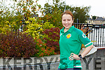 Anna Pokoyska Killarney who will represent Ireland at this years World Transplant Games in Newcastle, England next week