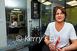 Michelle O'Shea from the Caroline Fox Hair Studio in Cahersiveen looking forward to reopening once the Go-Ahead is given.