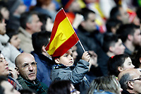 Spain's supporter during FIFA World Cup 2018 Qualifying Round match. March 24,2017.(ALTERPHOTOS/Acero) /NortePhoto.com