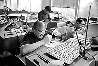 - la fabbrica di orologi LIP occupata e autogestita dai lavoratori (Besançon, luglio 1977)<br /> <br /> - the LIP clocks factory  self-managed by workers (Besançon, July 1977)
