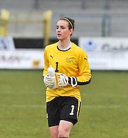 UEFA Women's Under 17 Championship - Second Qualifying round - group 1 : England - Switzerland : .Nicole Studer.foto DAVID CATRY / Vrouwenteam.be