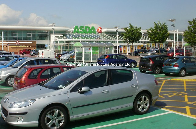 """Pictured: The ASDA store in Cwmbran, Wales, UK.<br /> Re: A sign in the Asda super market store in Cwmbran, Wales, for the alcohol-free section was incorrectly translated to """"free alcohol"""" in Welsh.<br /> Guto Aaron, who spotted the sign, wrote on Twitter: """"Get yourself to Asda, according to their dodgy Welsh translations they are giving away free alcohol.""""<br /> Asda have said it was changing the sign.<br /> The sign - which should read di-alcohol - in fact says alcohol am ddim, which means free alcohol.<br /> An Asda spokesman said: """"Mae'n ddrwg gennym (we are sorry). We would like to thank our eagle-eyed customers for spotting this mistake. We hold our hands up and will be changing the signs in our Cwmbran store straight away.""""<br /> The supermarket confirmed there would not be free alcohol in stores this weekend."""