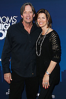 """HOLLYWOOD, LOS ANGELES, CA, USA - APRIL 29: Kevin Sorbo, Sam Sorbo at the Los Angeles Premiere Of TriStar Pictures' """"Mom's Night Out"""" held at the TCL Chinese Theatre IMAX on April 29, 2014 in Hollywood, Los Angeles, California, United States. (Photo by Xavier Collin/Celebrity Monitor)"""