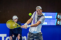 Alphen aan den Rijn, Netherlands, December 18, 2019, TV Nieuwe Sloot,  NK Tennis,  Marc Dijkhuizen (NED)<br /> Photo: www.tennisimages.com/Henk Koster
