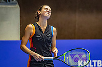Alphen aan den Rijn, Netherlands, December 21, 2019, TV Nieuwe Sloot,  NK Tennis, Bibiane Schoofs  (NED)<br />