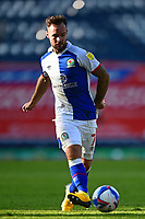 Blackburn Rovers' Adam Armstrong in action<br /> <br /> Photographer Richard Martin-Roberts/CameraSport<br /> <br /> The EFL Sky Bet Championship - Blackburn Rovers v Wycombe Wanderers - Saturday 19 September 2020 - Ewood Park - Blackburn<br /> <br /> World Copyright © 2020 CameraSport. All rights reserved. 43 Linden Ave. Countesthorpe. Leicester. England. LE8 5PG - Tel: +44 (0) 116 277 4147 - admin@camerasport.com - www.camerasport.com