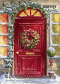 Marcello, CHRISTMAS SYMBOLS, WEIHNACHTEN SYMBOLE, NAVIDAD SÍMBOLOS, paintings+++++,ITMCXM2004,#XX# ,Christmas wreath