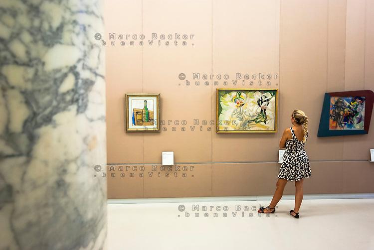 Milano, Museo del Novecento --- Milan, Museum of Twentieth Century