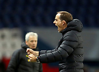 Soccer Football - Champions League - Round of 16 Second Leg - Paris St Germain v Borussia Dortmund - Parc des Princes, Paris, France - March 11, 2020  Paris St Germain coach Thomas Tuchel celebrates after the match    <br /> Photo Pool/Panoramic/Insidefoto
