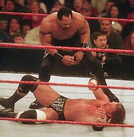 Ron Simmons Triple H 1998                                                        Photo By John Barrett/PHOTOlink