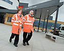 ::  SERCO :: FORTH VALLEY ROYAL HOSPITAL :: SECURITY :: SECURITY OFFICERS PATROLLING CONCOURSE ::