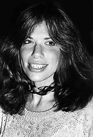 Carly Simon 1979 Photo By Adam Scull/PHOTOlink