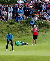 200719 | The 148th Open - Day 3<br /> <br /> Henrik Stenson of Sweden on the 2nd during the 148th Open Championship at Royal Portrush Golf Club, County Antrim, Northern Ireland. Photo by John Dickson - DICKSONDIGITAL