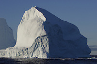 Large Free floating Iceberg, NE Baffin Bay, Greenland