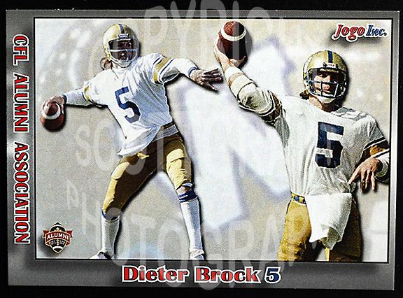 Dieter Brock-JOGO Alumni cards-photo: Scott Grant