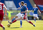 St Johnstone v Aberdeen…10.04.21   McDiarmid Park   SPFL<br />