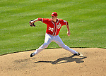 17 June 2012: Washington Nationals pitcher Tom Gorzelanny on the mound against the New York Yankees at Nationals Park in Washington, DC. The Yankees defeated the Nationals 4-1 to sweep their 3-game series. Mandatory Credit: Ed Wolfstein Photo