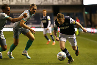Luke Steele of Millwall  during Millwall vs Blackburn Rovers, Sky Bet EFL Championship Football at The Den on 14th July 2020