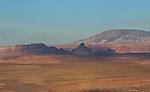 Mesas, Colors and Shadows, Page, Arizona