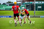 Paudie O'Connor, Kerry during the National hurling league between Kerry v Down at Austin Stack Park, Tralee on Sunday.