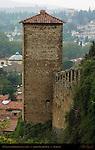13th c Oltrarno City Walls Palazzo Pitti Florence
