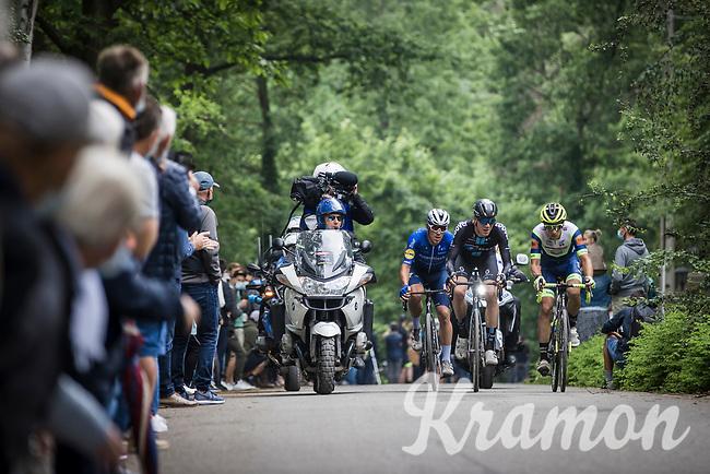 chasing group<br /> <br /> 17th Dwars Door Het Hageland 2021<br /> One Day Race: Aarschot – Diest 18Okm (UCI 1.Pro)<br /> Bingoal Cycling Cup 2021<br /> <br /> ©kramon
