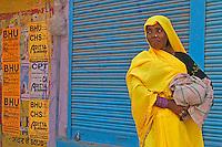 Street scene Varanasi, India