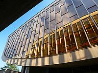 Museum des slowakischen Nationalaufstands SNP, Banska Bystrica, Banskobystricky kraj, Slowakei, Europa<br /> Museum of Slovakian national uprising SNP in Banska Bystrica, Banskobystricky kraj, Slovakia, Europe