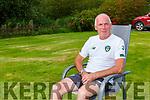 Tom O'Shea Kilcummin who has retired from the Football Association of Ireland