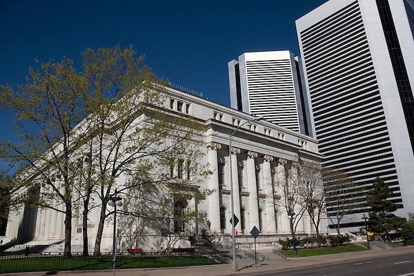 Byron Federal Building, Denver, Colorado, USA John offers private photo tours of Denver, Boulder and Rocky Mountain National Park.