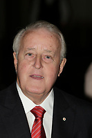 montreal, canada, May 4, 2015.<br /> <br /> Former Prime Minister Brian Mulroney<br /> <br /> Photo : Pierre Roussel - Agence Quebec Presse