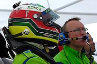 #75 Krohn Racing Pontiac/Riley: driver Max Papis