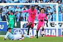 Soccer: 2017 J1: Jubilo Iwata 0-0 Kashima Antlers