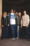 Various portraits & live photographs of the rock band,  Sonic Youth