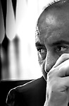 Trip tp KOSOVO<br /> <br /> Ramush Haradinaj<br /> Meeting prime minister of Kosovo at his office in Pristina