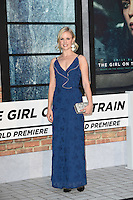 "Joanne Clifton<br /> at the premiere of ""The Girl on the Train"", Odeon Leicester Square, London.<br /> <br /> <br /> ©Ash Knotek  D3156  20/09/2016"