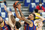 FC Barcelona's Adam Hanga during Liga Endesa ACB 1st Final match. June 13,2021. (ALTERPHOTOS/Acero)