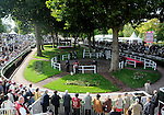 10 October 03: Scenes from around the track on Prix de l'Arc de Triomphe weekend at Longchamp Racecourse in Paris, France.  (Bob Mayberger/Eclipse Sportswire)