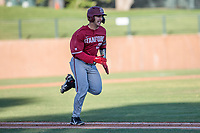 STANFORD, CA - JUNE 6: Kody Huff during a game between UC Irvine and Stanford Baseball at Sunken Diamond on June 6, 2021 in Stanford, California.