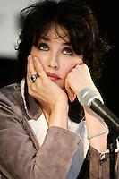 Montreal (Qc) Canada - August 2004 File- Isabelle Adjani  at <br /> 2004 World Film Festival Des Films du Monde
