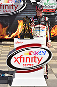 2017 NASCAR Xfinity Series<br /> My Bariatric Solutions 300<br /> Texas Motor Speedway, Fort Worth, TX USA<br /> Saturday 8 April 2017<br /> Erik Jones, Game Stop/ GAEMS Toyota Camry in Sunoco Victory Lane<br /> World Copyright: Logan Whitton/LAT Images<br /> ref: Digital Image 17TEX1LW2128