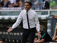 12th September 2021; G.Ferraris Stadium, Genoa, Italy; Serie A football, Sampdoria versus Inter Milan; Simona Inzaghi coach of Inter