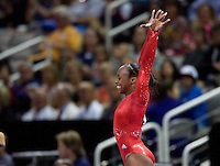2012 Olympic Gymnastics Trials, San Jose, June 29, 2012